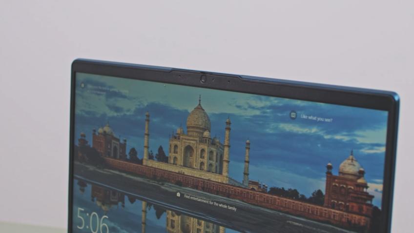 Lenovo IdeaPad 5 Webcam