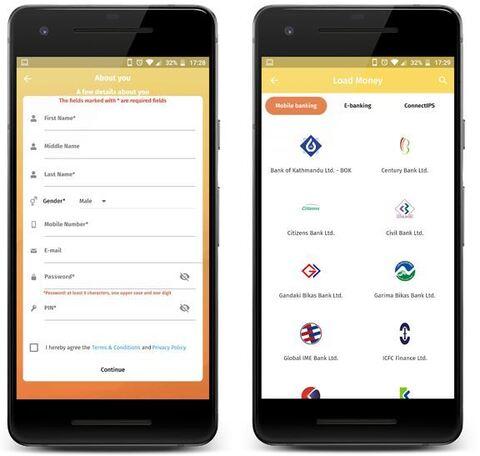 Moru app Design