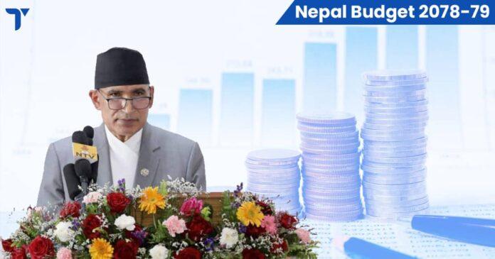 Nepal Budget Allocation 2078/79
