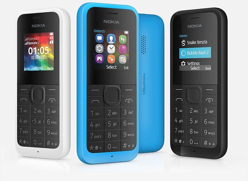 Nokia 105 Dual SIM