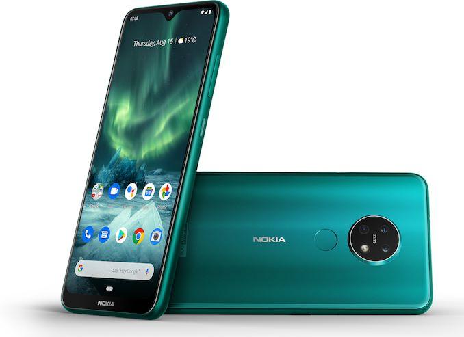 Nokia 7.2 (4/64GB)