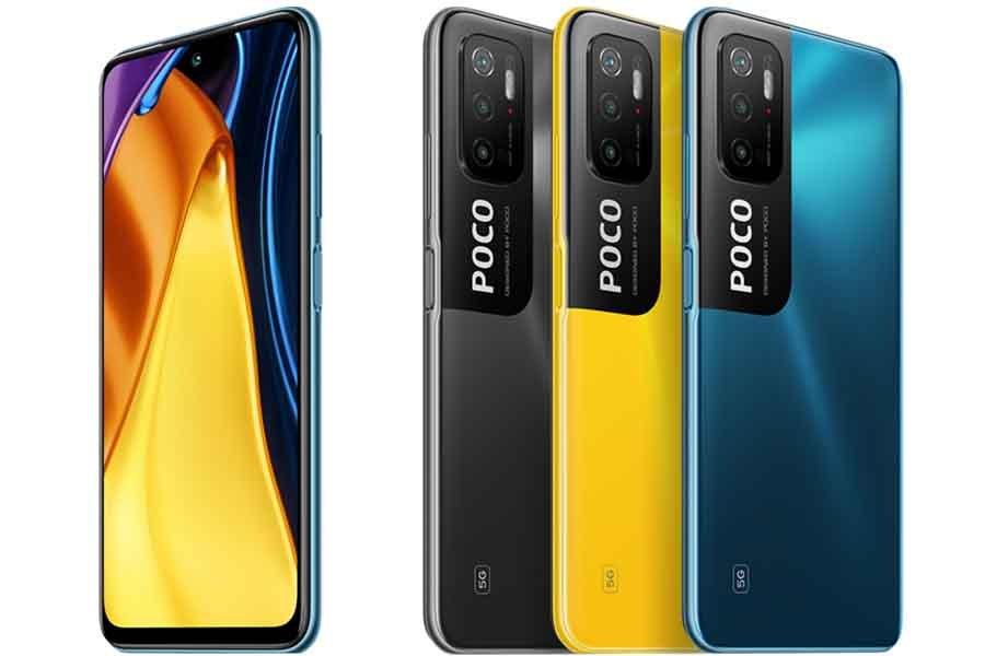 Poco M3 Pro 5G Price in Nepal, Specs, Availability