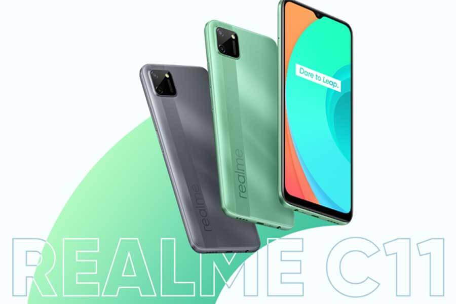 Realme C11 2021 Price in Nepal, Specs, Availability