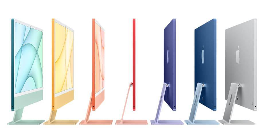 Apple M1 iMac 24 (2021) Design and Build Quality