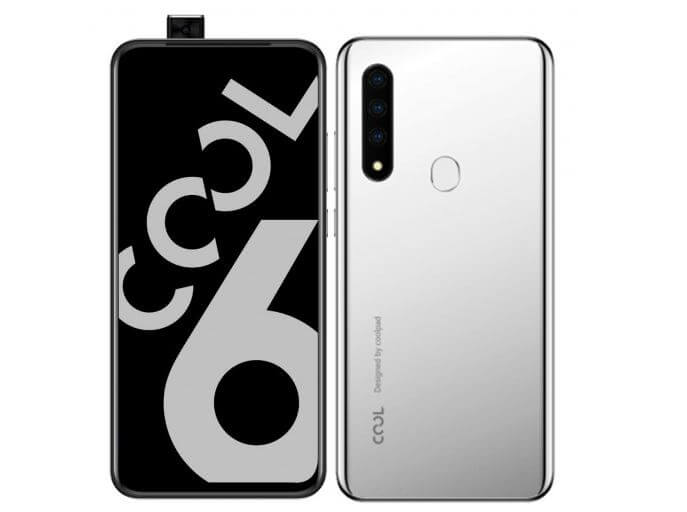 Coolpad Cool 6 Design and Build Quality