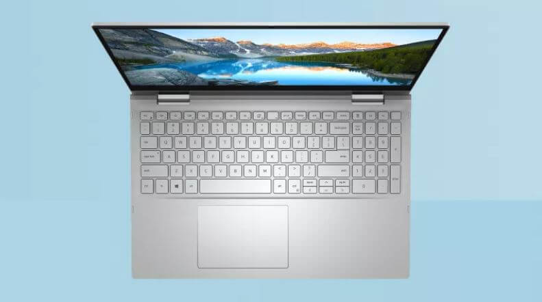 Dell Inspiron 7506 Design and Display