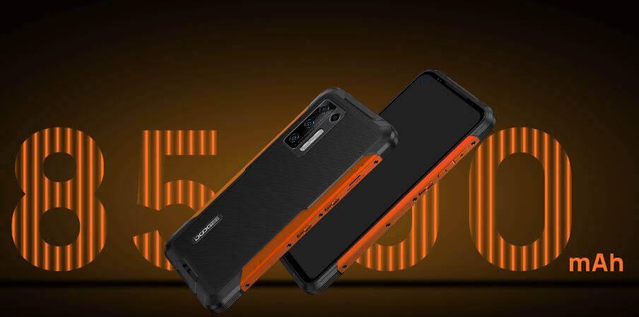 Doogee S97 Pro Battery
