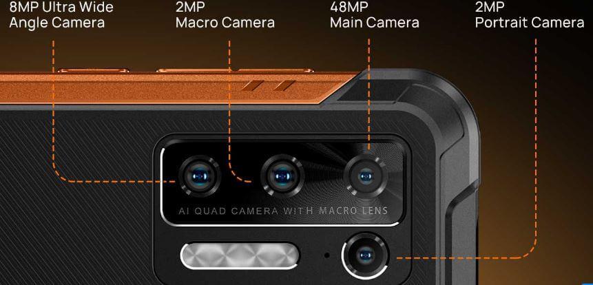 Doogee S97 Pro Camera