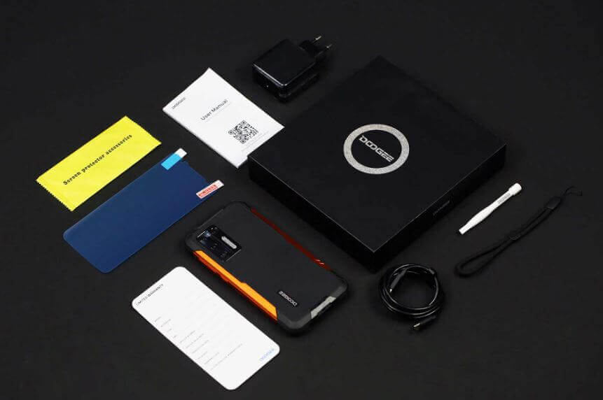 Doogee S97 Pro Design and Build Quality
