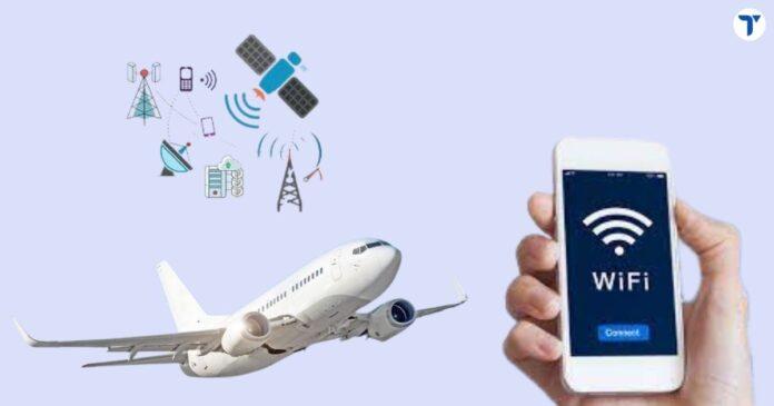 In-flight Internet Service