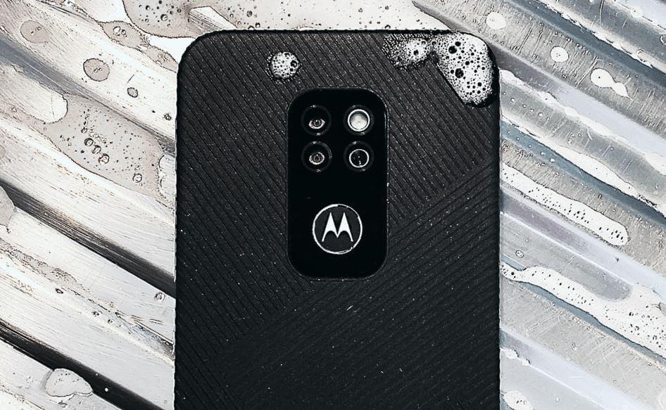 Motorola Defy 2021 Washable Design