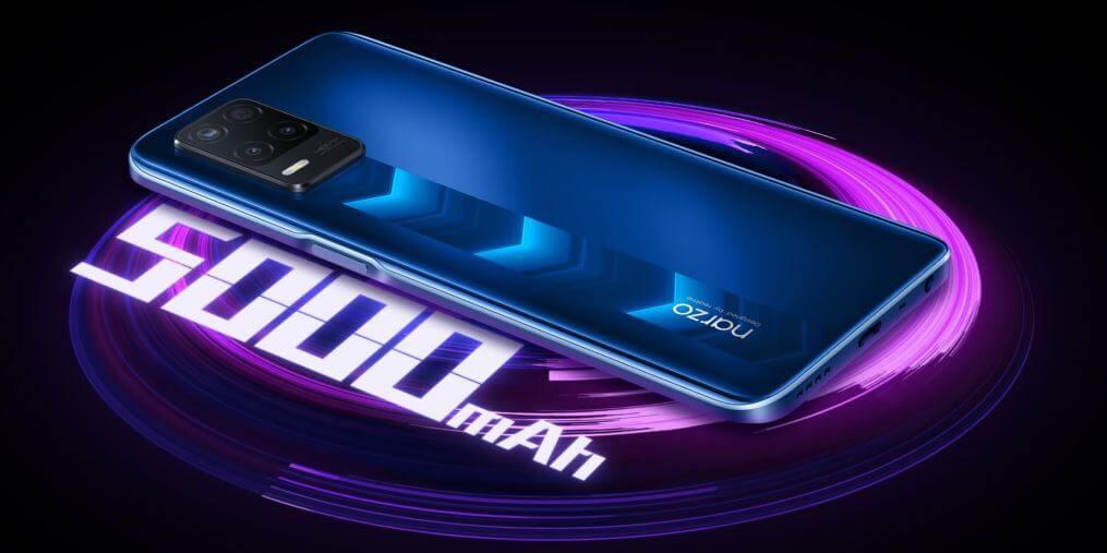 Realme Narzo 30 5G Battery