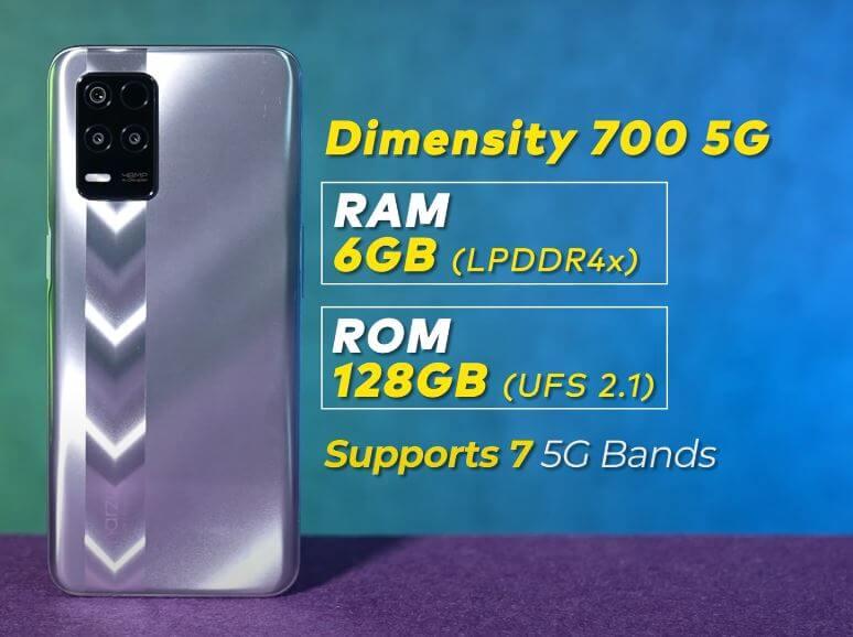 Realme Narzo 30 5G Processor