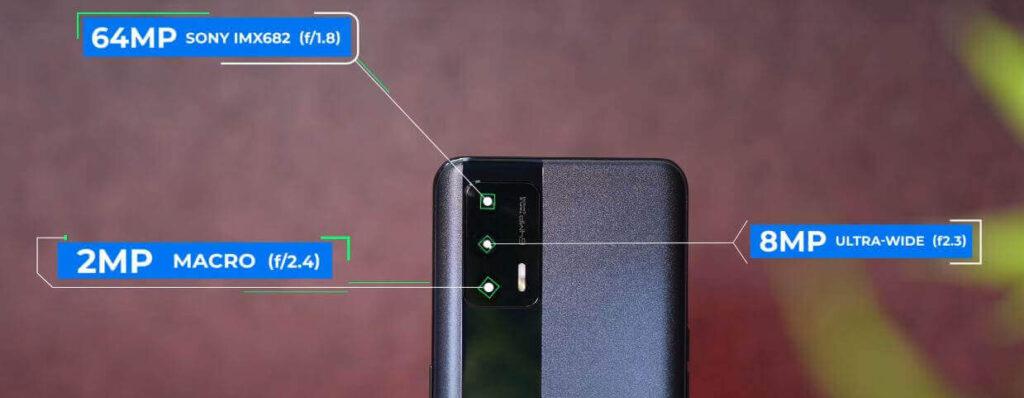 Realme X7 Max 5G Camera