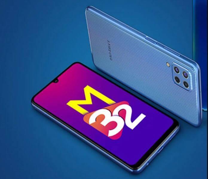 Samsung Galaxy M32 Design and Build Quality