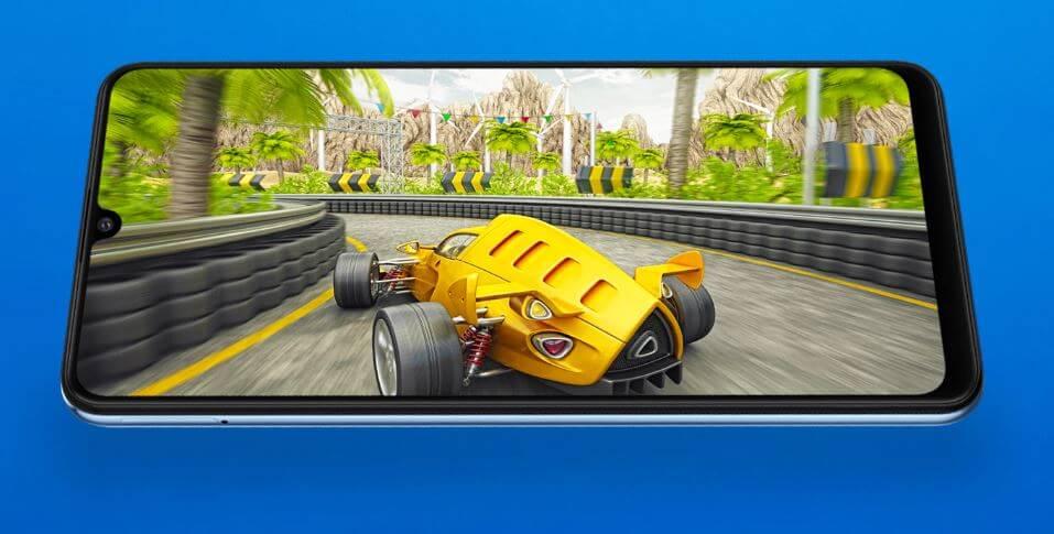 Samsung Galaxy M32 Performance