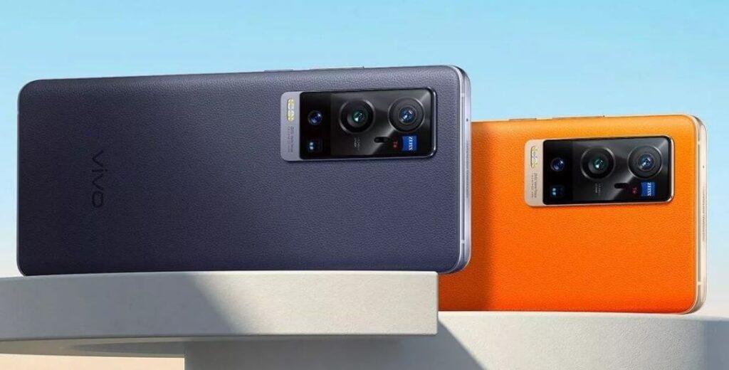 Vivo X60t Pro Plus Design and Build Quality
