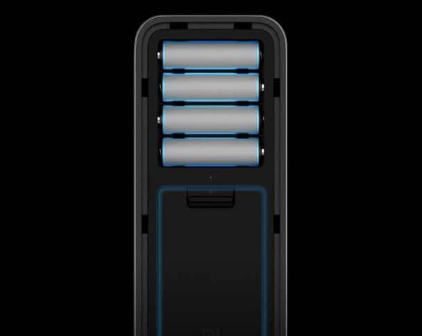 Xiaomi Automatic Smart Door Pro Battery
