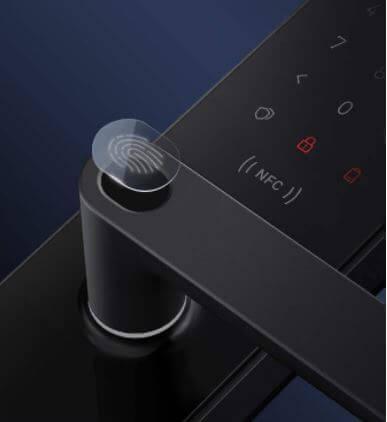 Xiaomi Automatic Smart Door Pro Fingerprint Sensor