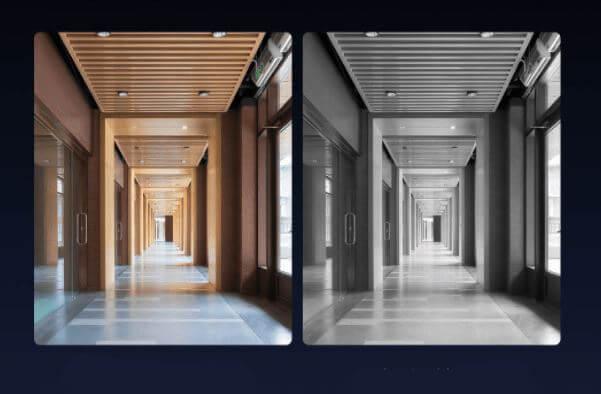 Xiaomi Automatic Smart Door Pro Using Infrared Light