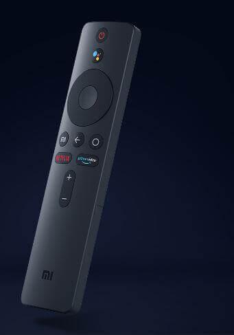 Xiaomi Mi TV 4X 43-inches Remote