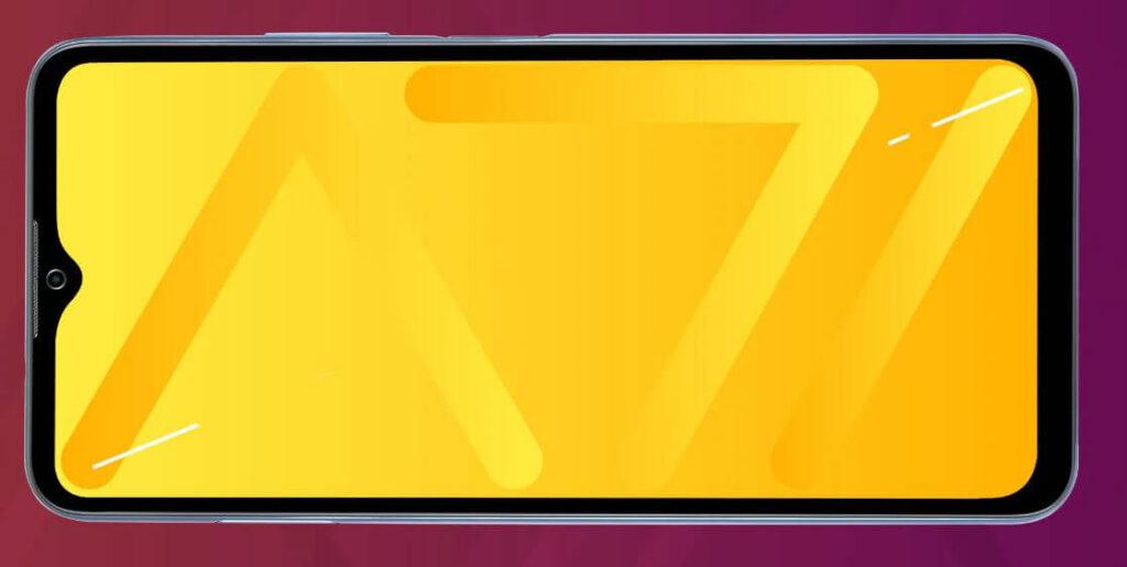 ZTE Blade A71 Display