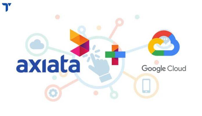 Axiata and Google Cloud Partnership for Economic Digitalozation