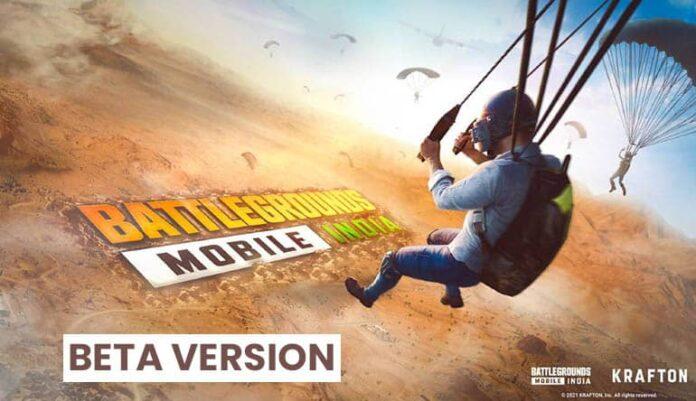 Battlegrounds Mobile India Beta Version Released
