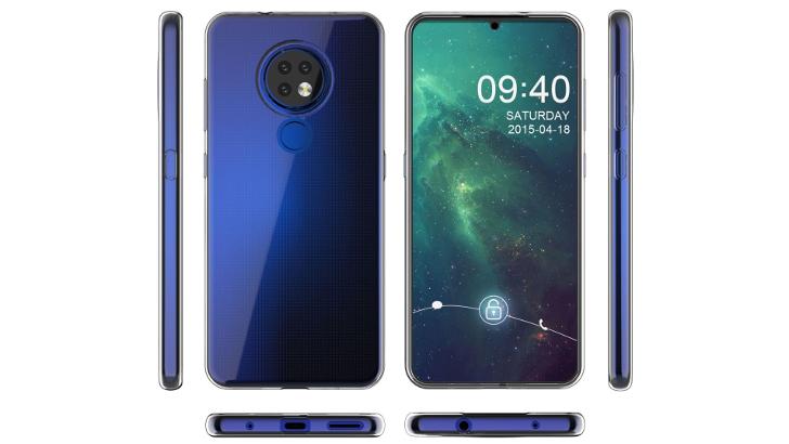 Nokia 7.2 connectivity