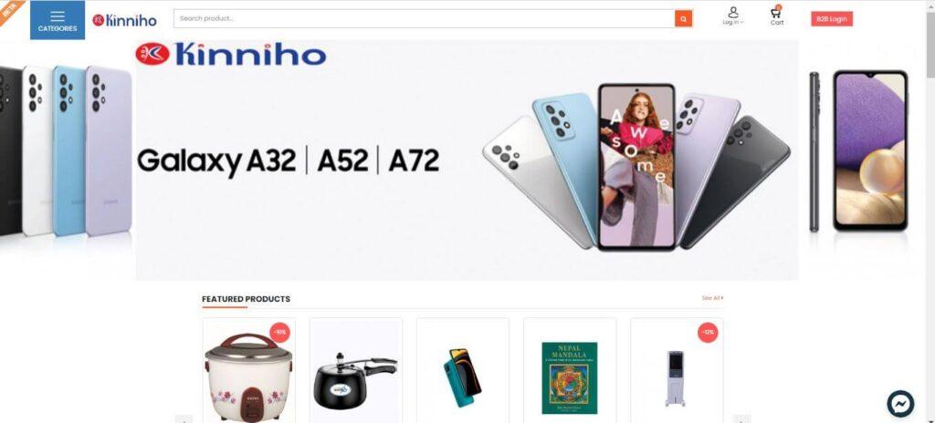 Kinniho Home Page