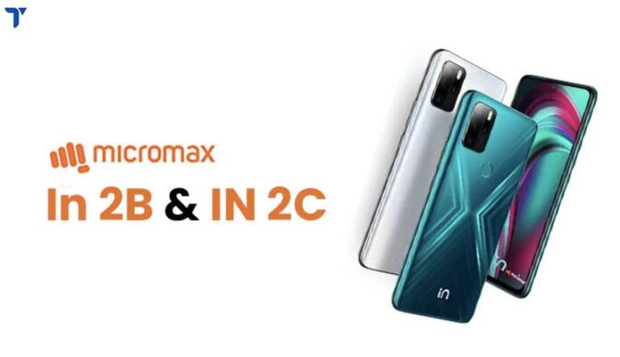 Micromax IN 2B and 2C Spotted on Geekbench