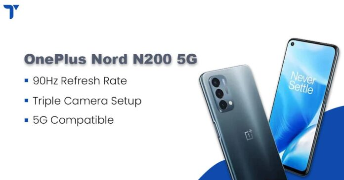 OnePlus Nord N200 Release Date, Specs, Availability