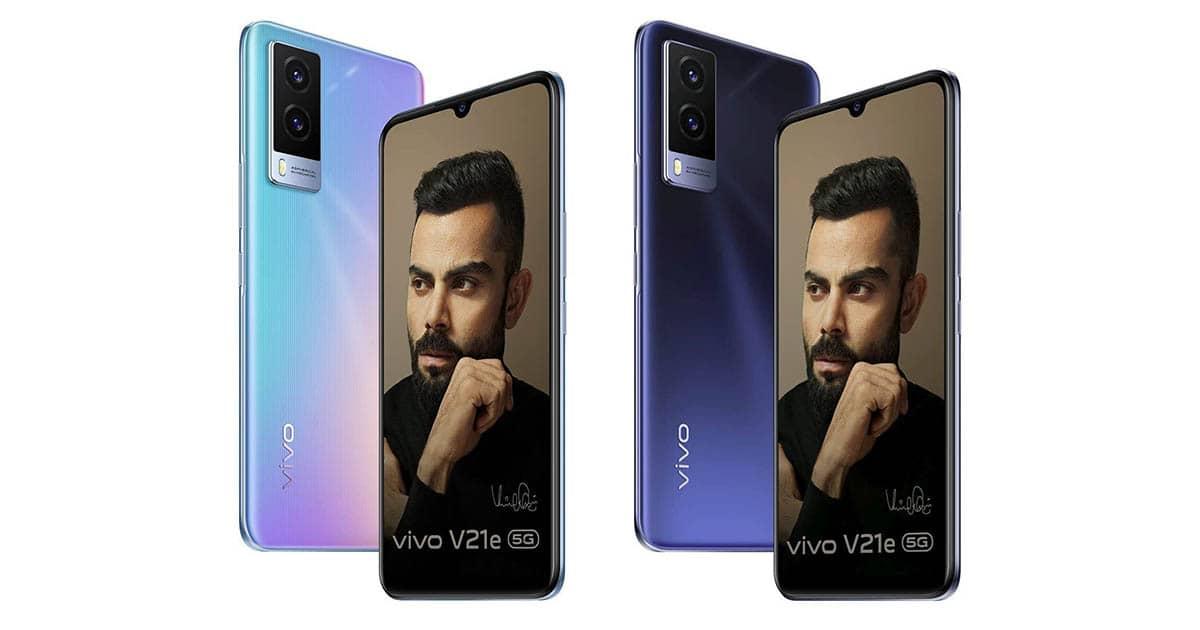 Vivo V21e 5G Price in Nepal, Specs, Availability