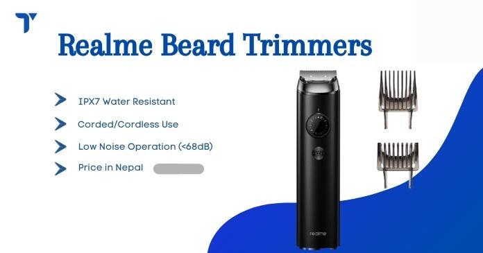 Realme-Beard-Trimmer-And-Realme-Beard-Trimmer-Plus-Price-In-Nepal