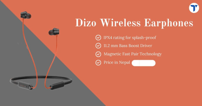 Dizo Wireless Price in Nepal