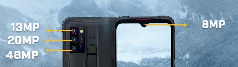 Energizer Hard Case G5 Camera