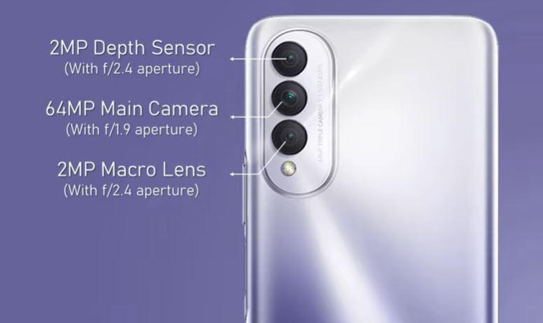 Honor-X20-SE-Rear-Camera