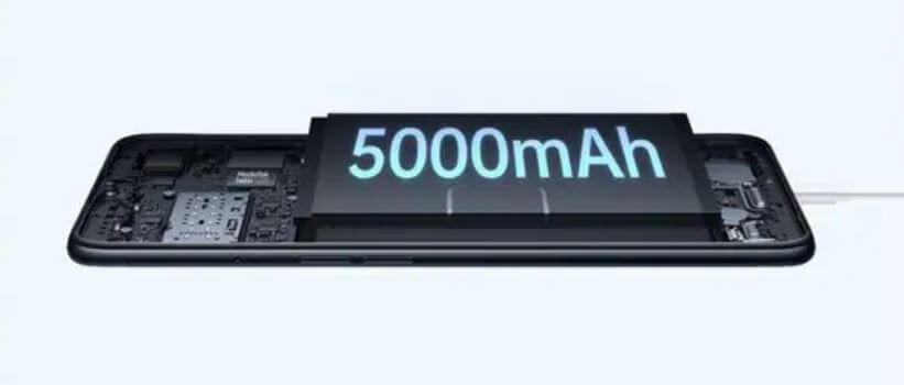 Oppo A16 Battery