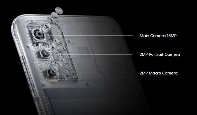 Oppo A16 Camera