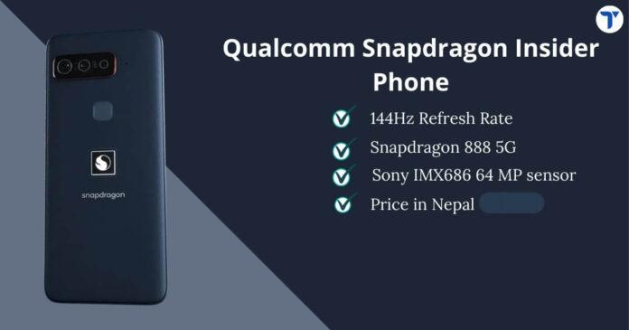 Qualcomm Snapdragon Insider Phone Price in Nepal
