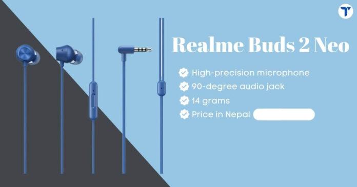 Realme Buds 2 Neo Price in Nepal