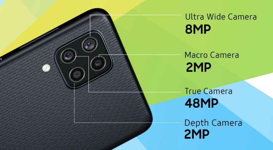 Samsung Galaxy F22 Camera