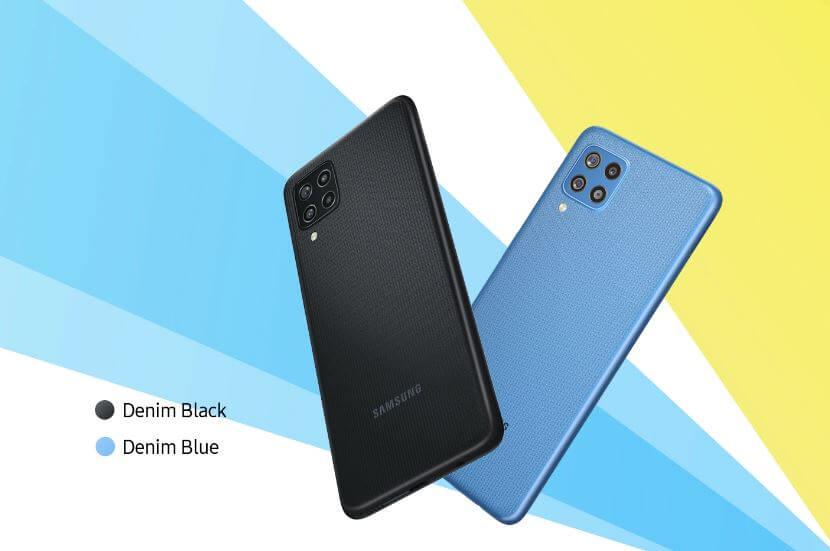 Samsung Galaxy F22 Design and Build Quality