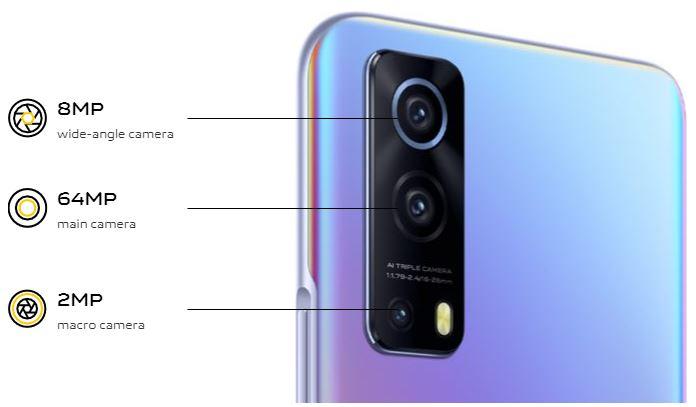 Vivo-iQoo-Z3-camera