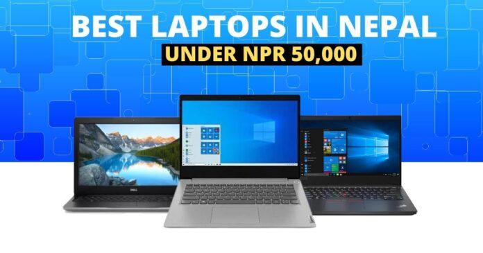 best laptop under 50000 in nepal