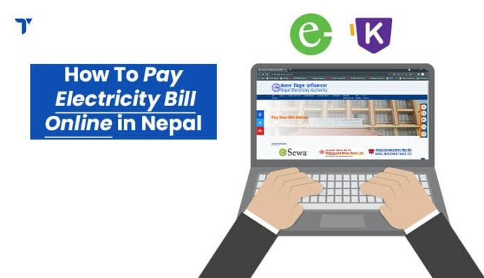 How to Pay Electricity Bill Online in Nepal?