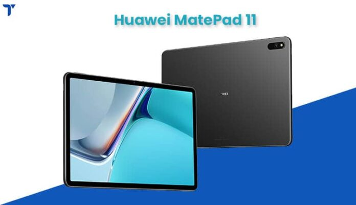 Huawei MatePad 11 Launched in China, Price, Spec, Availability